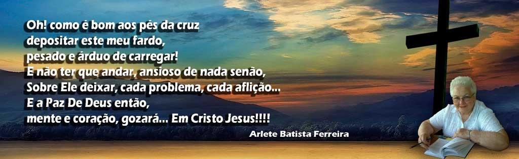Missionaria Arlete Batista Ferreira